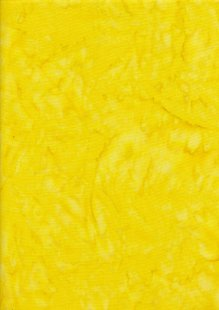 Sew Simple Batik Basic -  SSB-5 Yellow