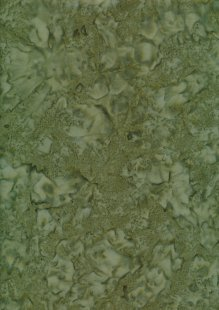 Sew Simple Batik Basic -  SSB-63 Green