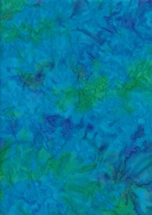 Sew Simple Batik Basic -  SSB-84 Turquoise