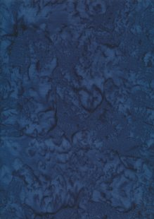 Sew Simple Batik Basic -  SSB-109 Blue