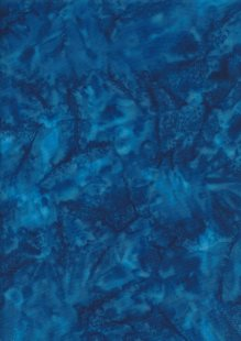 Sew Simple Batik Basic -  SSB-108 Blue