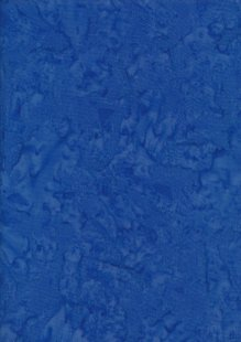 Sew Simple Batik Basic -  SSB-105 Blue