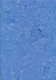 Sew Simple Batik Basic -  SSB-102 Blue