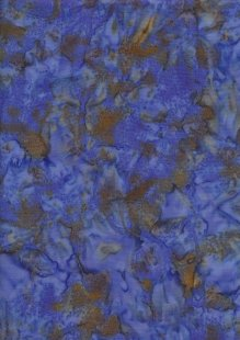 Sew Simple Batik Basic -  SSB-26 Blue