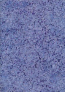 Sew Simple Bali Batik - sshh350#11-27Purple