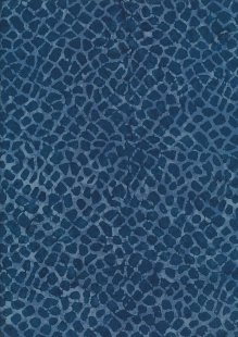 Sew Simple Bali Batik - sshh398#28-11aBlue