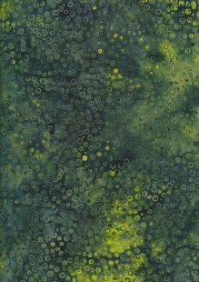 Sew Simple Bali Batik - sshh352#11-1Green