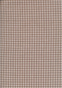 Poly Cotton Gingham - 104
