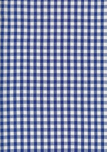 Poly Cotton Gingham - 105