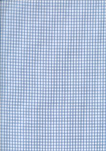 Poly Cotton Gingham - 108