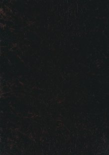 Polyester Velour - Dark Brown