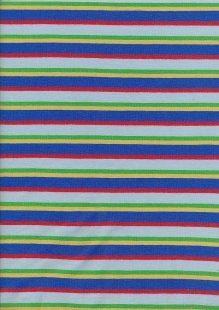 Jersey Fabric - Stripe 2