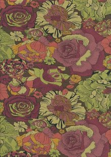 Jersey Fabric - Floral 15