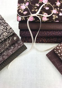 Doughty's Stocking Filler - 10 x 1/2 Metre Pack Brown