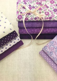 Doughty's Stocking Filler - 10 x 1/2 Metre Pack Purple