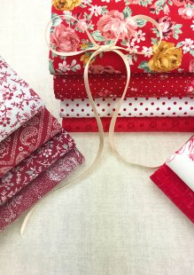 Doughty's Stocking Filler - 10 x 1/2 Metre Pack Red