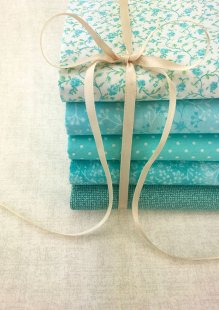 Doughty's Stocking Filler - 5 x 1/2 Metre Pack Turquoise