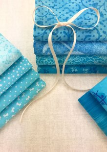 Doughty's Stocking Filler - 10 x 1/2 Metre Pack Turquoise
