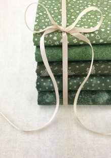 Doughty's Stocking Filler - 5 x Fat 1/4 Pack Green