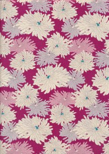 Tilda Fabrics -  Minnie Plum