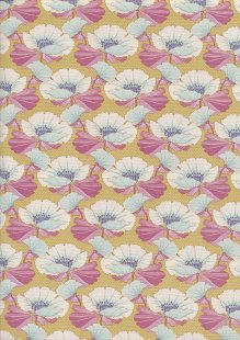 Tilda Fabrics - Maple Farm Gwendelyn Dijon 100278