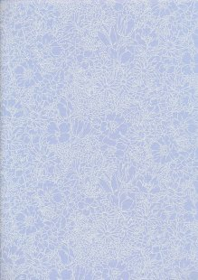 Fabric Freedom - Pastels 7882 Blue