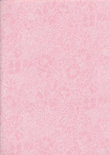 Fabric Freedom - Pastels 7882 Pink