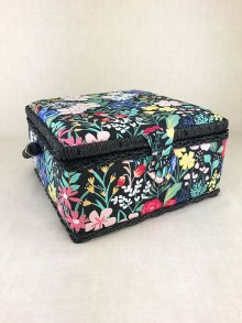 Sewing Box - Meadow MRS\274-Black