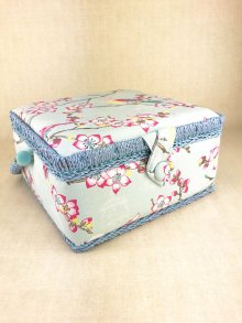 Sewing Box - Blue Bird MRS\198-Blue