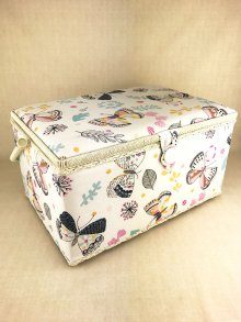 Sewing Box - Flutter HGXL\207-White