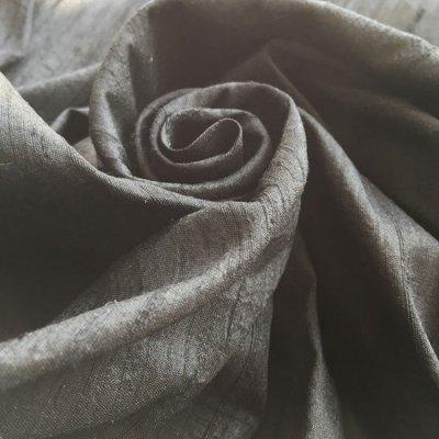 63f04272a3c Silk Dupion - Black 42