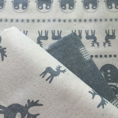 Scandi Christmas Pack - 3 x 1/2 Metres Q