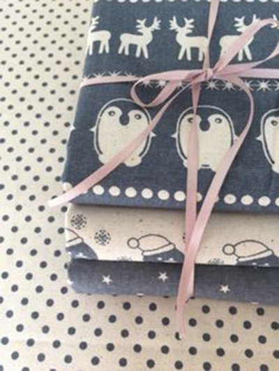 Scandi Christmas Pack - 4 x 1/2 Metres A