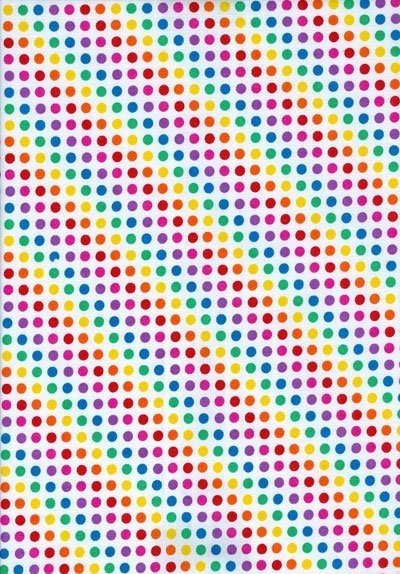Rainbow Spots - Really Useful Fabrics