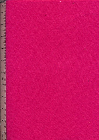 Plain Cotton Jersey - Fuschia