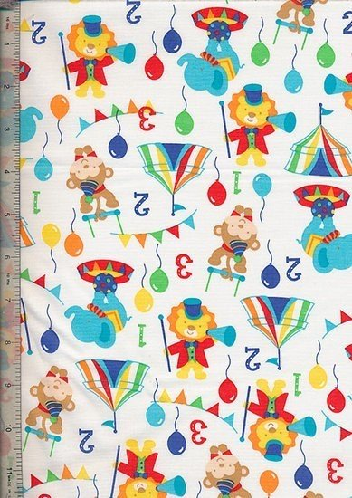 Sew Simple Novelty Fabric - 1