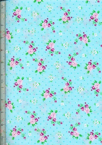 Poly Cotton Print - 1