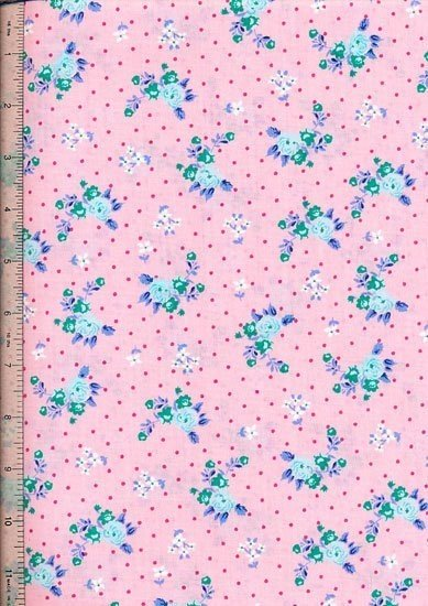 Poly Cotton Print - 2