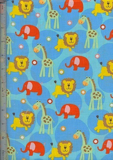 Sew Simple Novelty Fabric - 3