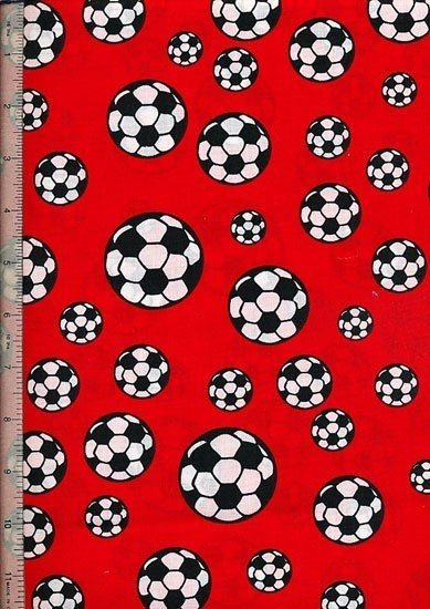 Poly Cotton Footballs - 3