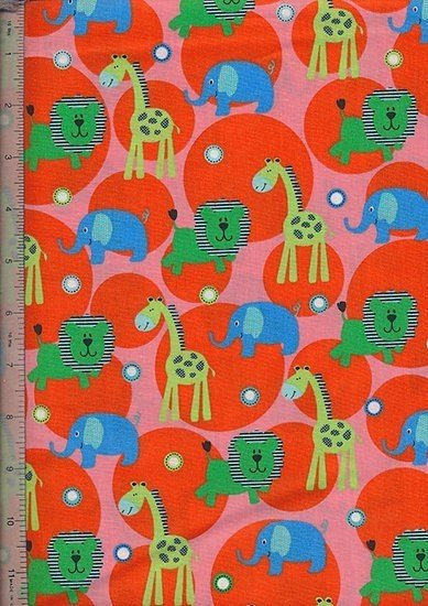 Sew Simple Novelty Fabric - 5