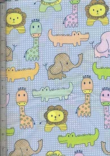Sew Simple Novelty Fabric - 6