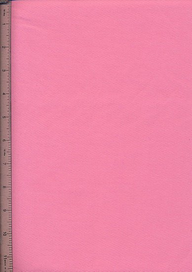 Poly/Cotton Drill Fabric - Baby Pink