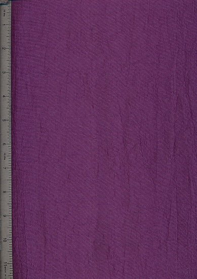 Washed Taffeta - Mid Purple