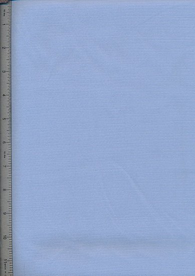 Poly/Cotton Drill Fabric - Powder Blue