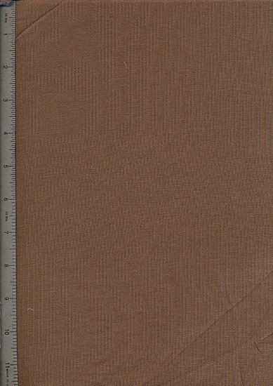 Plain Viscose Jersey - Brown