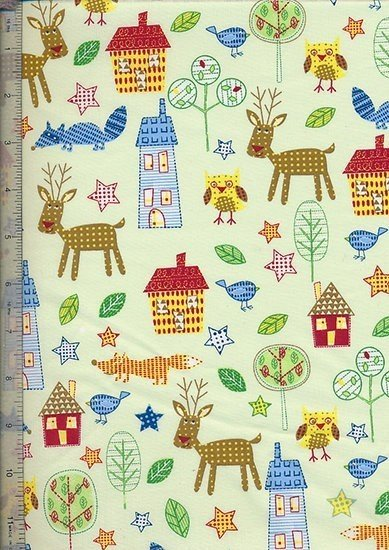 Sew Simple Novelty Fabric - 10