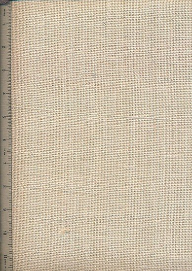 Plain Dyed Jute Hessian - Natural