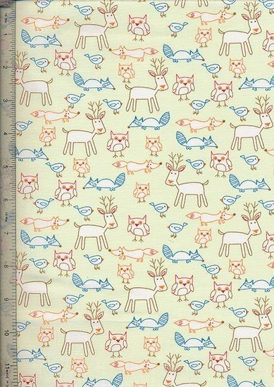 Sew Simple Novelty Fabric - 11