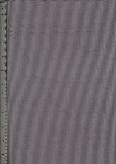 "Cotton Needlecord - 54"" Wide - Pewter Grey"